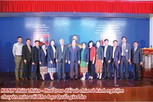 Kho bạc Nhà nước Thừa Thiên – Huế: Sáng tạo, chủ động trong triển khai nhiệm vụ