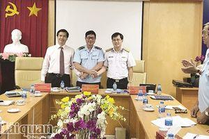 Hải quan bắt tay doanh nghiệp cảng tạo thuận lợi cho doanh nghiệp