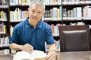 'Giáo sư quần đùi' Trương Nguyện Thành về lại làm Hiệu phó ĐH Văn Lang