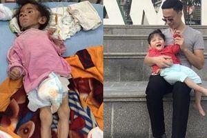 Hình ảnh mới nhất về bé gái suy dinh dưỡng ở Lào Cai được nhận nuôi 3 năm trước khiến ai nhìn cũng giật mình