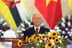 Thông điệp của Tổng Bí thư, Chủ tịch nước Nguyễn Phú Trọng: 'Việt Nam: Đối tác tin cậy vì hòa bình bền vững'