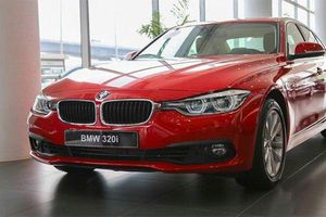 BMW 320i 2019 'chào sân' Việt Nam với giá bán từ 1,6 tỷ đồng