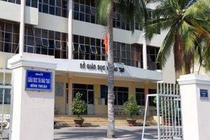 Cách chức một phó phòng thuộc Sở GD&ĐT Bình Thuận vì tuồn đề thi ra ngoài
