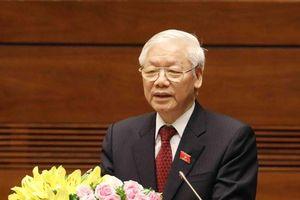 Việt Nam là đối tác tin cậy vì hòa bình bền vững