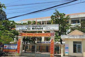 Thầy giáo ở Đồng Nai thừa nhận nhờ học sinh lớp 6 chấm hộ bài thi học kỳ
