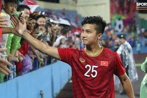 Tiền vệ Martin Lò xúc động khi được thi đấu cho đội tuyển U23 Việt Nam