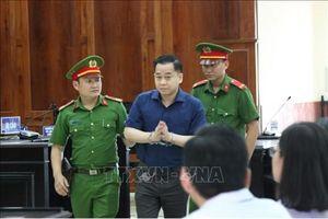 Bác kháng cáo kêu oan của Phan Văn Anh Vũ