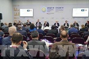 Diễn đàn Kinh tế quốc tế St. Petersburg: 'Thiết lập Chương trình nghị sự phát triển bền vững'