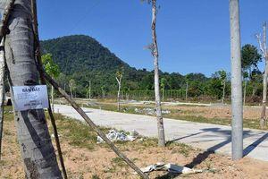 Bộ KH&ĐT: Cần cấm người Việt đứng tên hộ người Trung Quốc mua đất đai