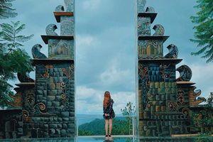 'Cổng trời Bali' - Tọa độ check-in 'hot' nhất mùa hè của giới trẻ