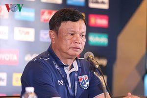Toàn thua ở King's Cup, HLV Thái Lan vẫn mạnh miệng nói về tương lai