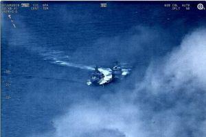 Hậu quả nghiêm trọng suýt xảy ra khi chiến hạm gần vạn tấn Nga - Mỹ cắt mặt nhau