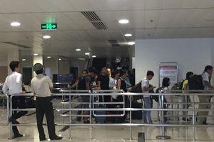 Ngăn chặn hành khách đe dọa nhân viên hàng không