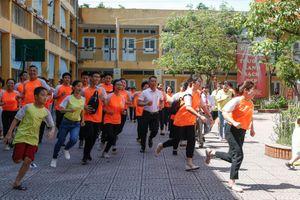 Phát động giải chạy 'Ngành Vật lý trị liệu Việt Nam vì sức khỏe cộng đồng'