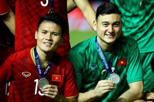 'Tuyển Việt Nam học được cách đấu với những đội đẳng cấp cao hơn'
