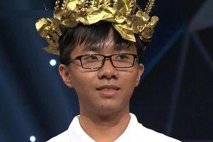 Nam sinh giữ 3 kỷ lục Olympia giành vé vào chung kết năm