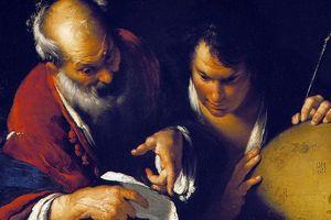Làm sao người Hy Lạp cổ đại biết Trái Đất có hình cầu?