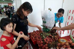 Tuần lễ vải thiều Lục Ngạn tại Hà Nội