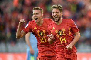 Hazard cùng dàn sao tuyển Bỉ hủy diệt Kazakhstan 3-0