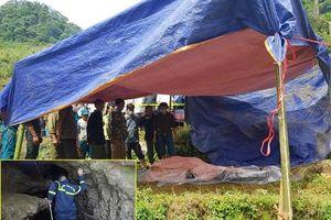 Thi thể mắc kẹt trong hang sâu ở Si Ma Cai đã được tìm thấy