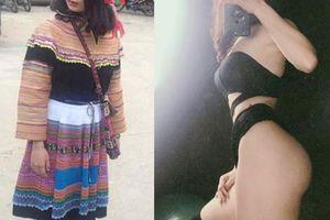 Cô gái dân tộc Mường tiết lộ bài tập để có hình thể 86-59-95 cm