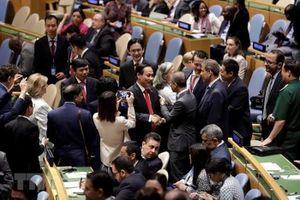 Thế giới chúc mừng Việt Nam trúng cử làm Ủy viên không thường trực Hội đồng Bảo an Liên hợp quốc