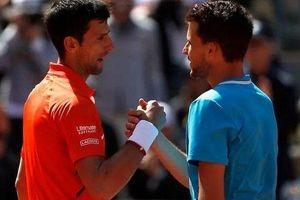 Thiem tái ngộ Nadal ở chung kết Roland Garros