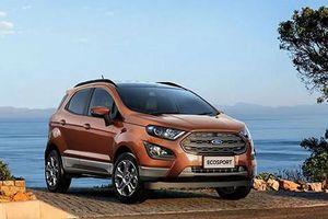 Ford EcoSport 2019 'chốt giá' chỉ 259 triệu đồng tại Ấn Độ