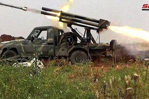 Quân đội Syria tiếp tục chặn và tiêu diệt hàng trăm khủng bố