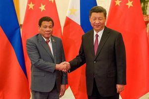 Chủ tịch Trung Quốc Tập Cận Bình: Quan hệ với Philippines 'vô cùng quan trọng'