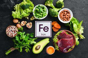 Những thực phẩm giúp bổ sung chất sắt cần biết