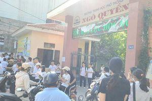 Chiều nay, hơn 18.000 thí sinh Nam Định dự kỳ thi vào lớp 10 công lập