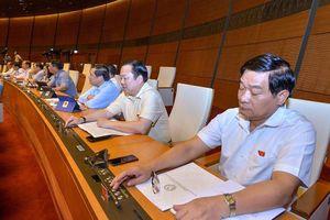 Quốc hội sắp biểu quyết thông qua nhiều Luật quan trọng