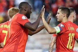 Lukaku giúp Bỉ thắng to, Italia và Đức cùng có 3 điểm