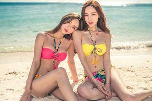 Loạt đồ bơi sắc màu 'lên ngôi' hè này khiến phái đẹp rạo rực