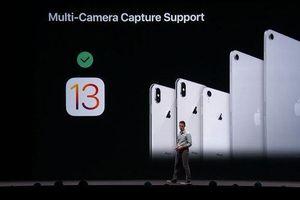 iOS 13 cho phép iPhone đời mới chụp hình cùng lúc từ camera trước và sau