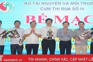 Bế mạc hội thao, tọa đàm chuyên môn Cụm thi đua số 4 các sở TN&MT 6 tỉnh Bắc Trung Bộ