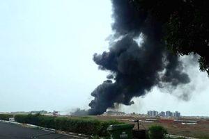 Chiến đấu cơ đánh rơi thùng nhiên liệu, cả sân bay Ấn Độ phải đóng cửa