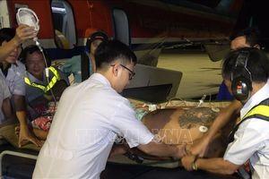 Kịp thời cứu hộ, cứu nạn các ngư dân gặp sự cố trên biển