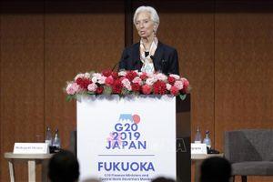 Hội nghị G20: IMF khẳng định căng thẳng thương mại là mối đe dọa chính