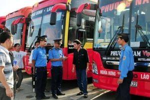 Hà Nội: Công bố kết luận thanh tra tại nhiều doanh nghiệp vận tải