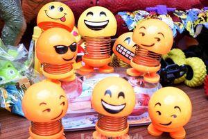 Thú nhún Emoji 'hút khách' do đâu?