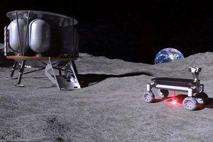 Dùng bụi Mặt Trăng làm nguyên liệu đầu vào cho in 3D