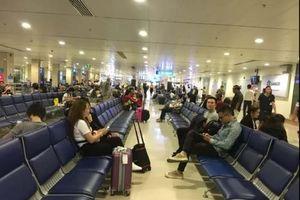 Tân Sơn Nhất ngưng phát thanh thông tin chuyến bay để bớt tiếng ồn