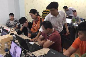 Trục xuất 35 người Trung Quốc tổ chức đánh bạc qua mạng Internet