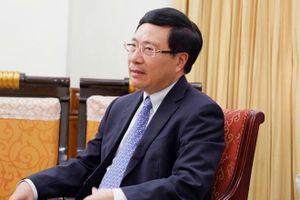 Việt Nam dành mọi nỗ lực để đề cao Hiến chương LHQ và luật pháp quốc tế