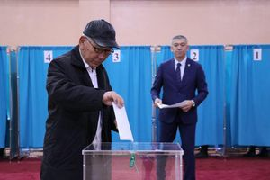 Bầu cử Tổng thống Kazakhstan diễn ra minh bạch