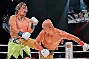 Nhất Long đấu võ sĩ quyền Anh hạng nặng cuối tháng Sáu