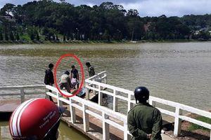 Tìm thấy thi thể nam thanh niên dưới hồ Xuân Hương, Đà Lạt