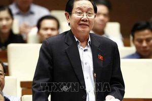 Bộ trưởng Nội vụ Lê Vĩnh Tân: 'Nếu Chủ tịch HĐND không chuyên trách thì có 2 Phó Chủ tịch chuyên trách'
